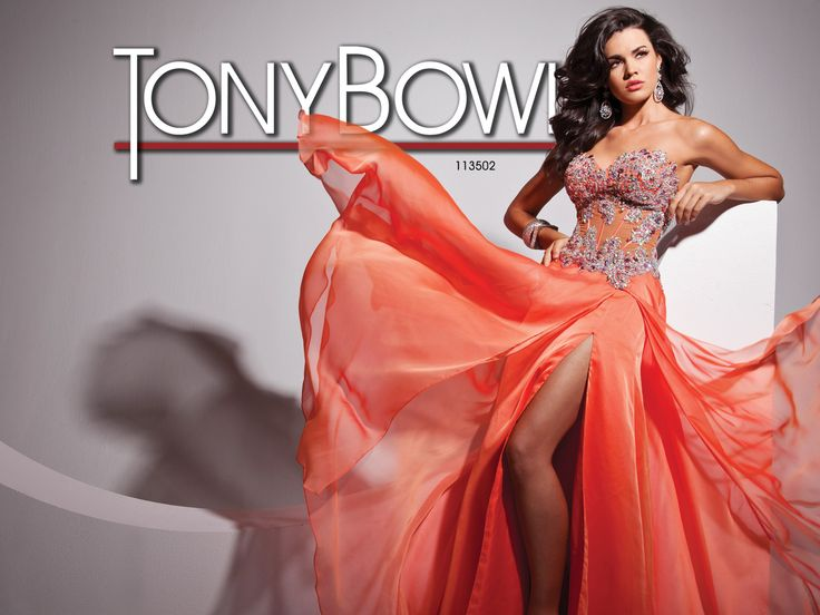 Tony Bowls Le Gala  »  Style No. 113502  »  Tony Bowls Prom 2013 Available at Binns of Williamsburg