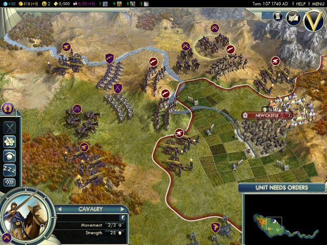 Civilization V Screenshot