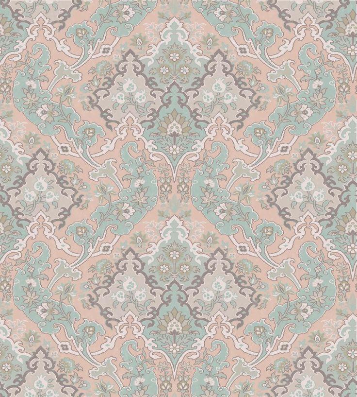 Pushkin Pastel wallpaper by Cole & Son
