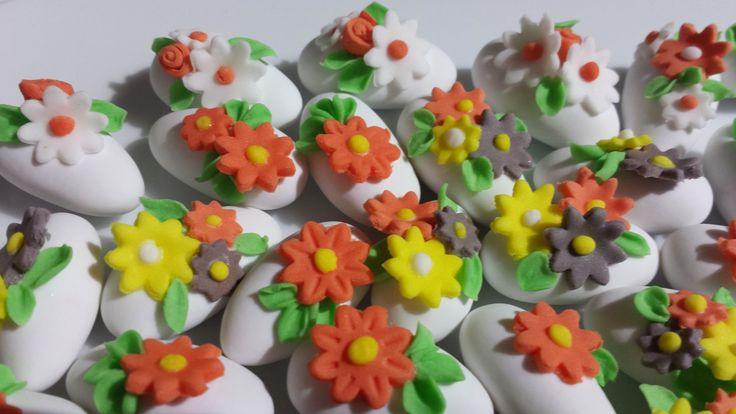 Confetti decorati per un matrimonio speciale - wedding bonbons