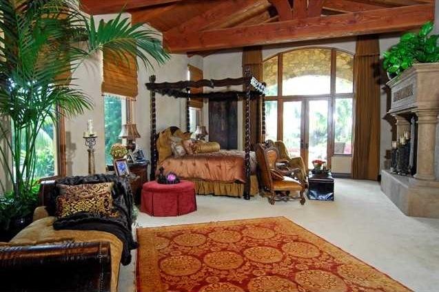 home, interior, decor, idea, bedroom, lavish, luxurious