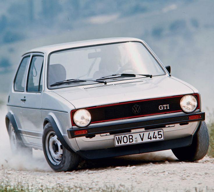 Volkswagen Golf Mk 1 GTi