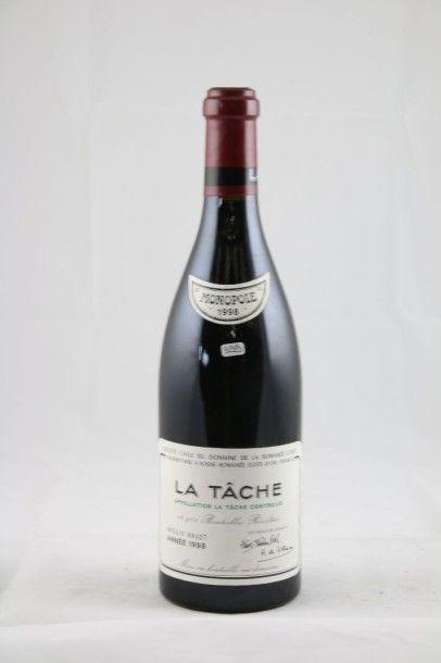 1 La tache domaine romanée conti 1998 - Le Calvez & Associés - 13/12/2015