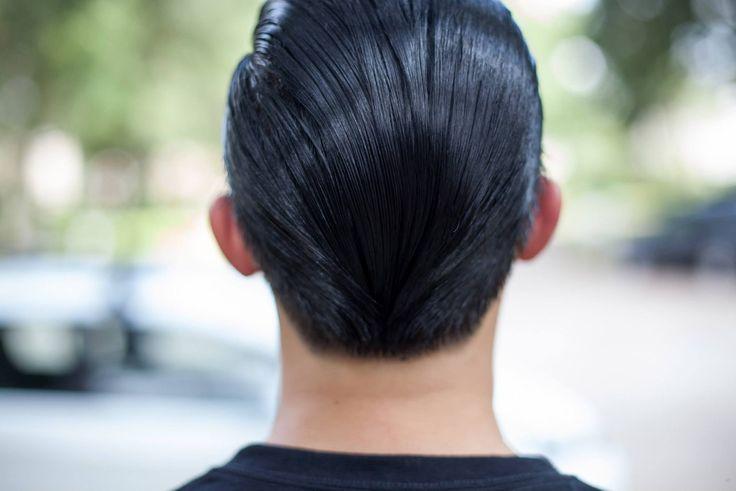 Ass hairstyle ducks