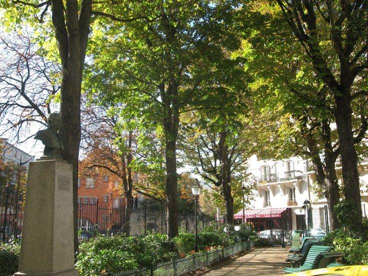 Horse Chestnut, Butte Aux Cailles, Paris, France