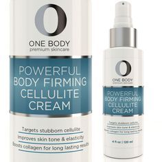 Powerful Body Firming Cellulite Cream