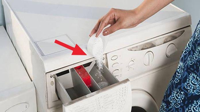 Důvod proč přidávat občejný prášek do pečiva do pračky – krásně čisté a svěží prádlo!   Vychytávkov
