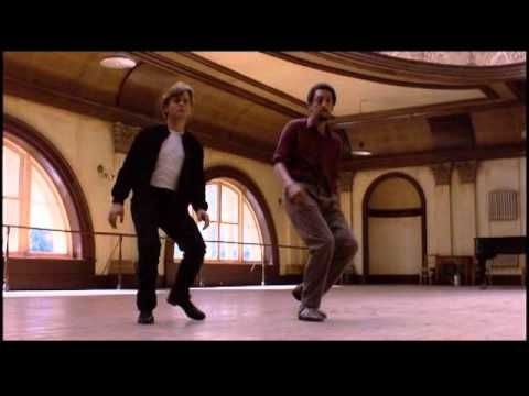 J'adore ce bout du film White Nights (Soleil de nuit en français) avec  Mikhail Baryshnikov & Gregory Hines - tap dance. Music: Prove Me Wrong by David Pack Category: Film & AnimationTags: White NightsMikhail BaryshnikovGregory HinesLicense:Standard YouTube License +1'd by 3 people 228 likes, 2 dislikes As Seen On: a33.gr