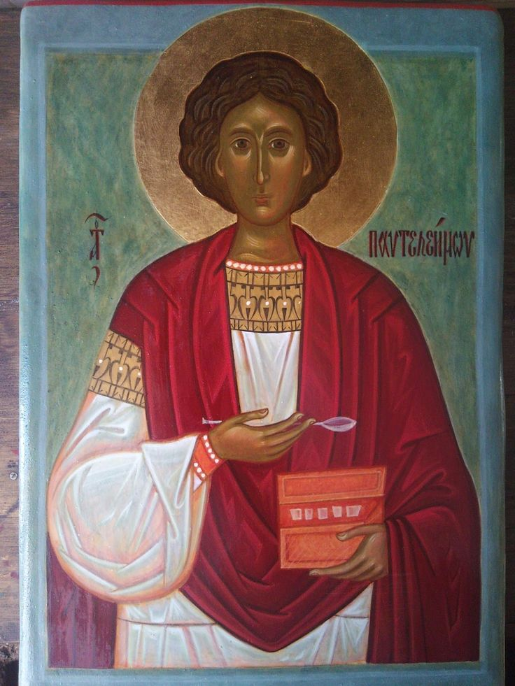 Panteleimon the Great Martyr and Unmercenary icon (http://pravicon.com/images/sv/s1660/s1660040.jpg)