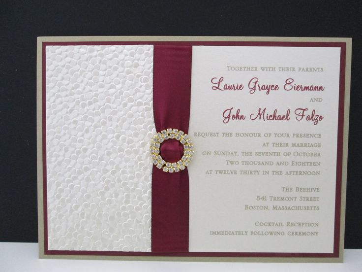 Bling Wedding Invitations: 1000+ Ideas About Bling Wedding Invitations On Pinterest