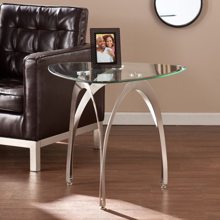 Instantly Elevate Your Living Room By Bringing In This Contemporary Upton  Home End Table. The Part 42