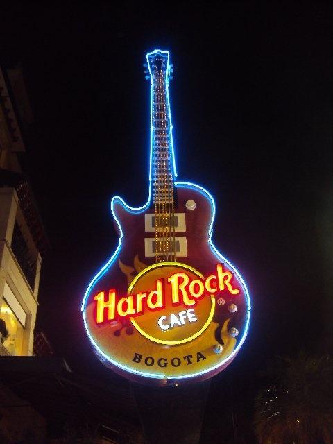 Hard Rock Cafe, Bogota