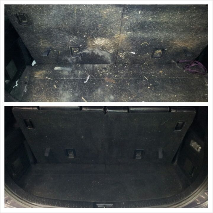 21 best car detailing beforeafter pictures images on pinterest dog hair removal via combo tornador air compress tool steam cleaner find this pin and more on car detailing solutioingenieria Choice Image