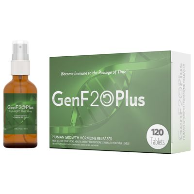 GenF20 Plus HGH Supplement Review