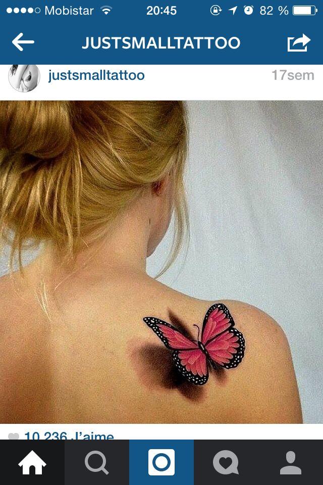 Papillon relief