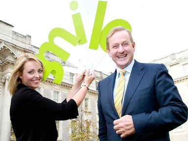 Taoiseach Enda Kenny, TD, today launched the Smile Resource Exchange, a free exchange service for business, into Dublin. Up to now the service has been available to businesses in Clare, Cork, Kerry and Limerick and already has 550 members. aimed at reuse and reducing landfill