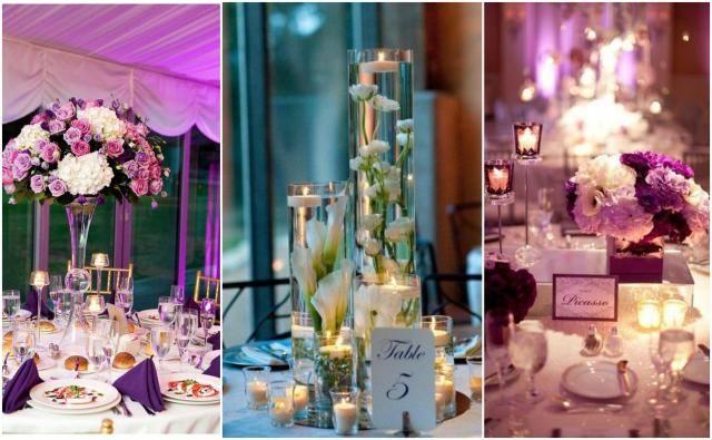 Zjawiskowe ślubne dekoracje stołu. Poznaj JESIENNE TRENDY!