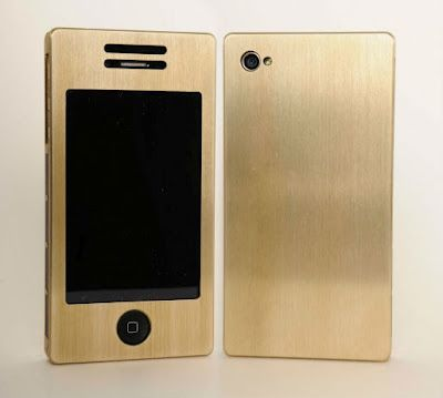 EXOvault: Iphone Cases, Brass Cases, Brass Iphone, Exovault Iphone, Gold Cases, Exo5 Brass, Phones Cases, Accessories, Metals Iphone
