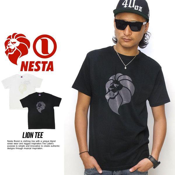 NESTA BRAND ネスタブランド Tシャツ メンズ 半袖Tシャツ ロゴプリントTシャツ 2015 秋冬 新作レゲエ・サーフ・ストリートカルチャーを融合した独自のスタイルで爆発的人気を誇るNESTA BRAND(ネスタブランド)から当店限定販売となる別注モデルTシャツが登場。ネスタの定番人気となるライオンロゴをヴィンテージテイストな風合いの良いクラシックプリントでデザイン。ボディはやや薄手のソフトなコットン生地を採用。柔らかな肌触りでメインにはもちろん、インナーとしても楽しんでいただけます。ネック部分には別注モデルならではのブルータグが入った特別感のある一枚に仕上がっています。【ブランド名】NESTA BRAND(ネスタブランド)【スタイル名】LION TEE【素材】コットン100%