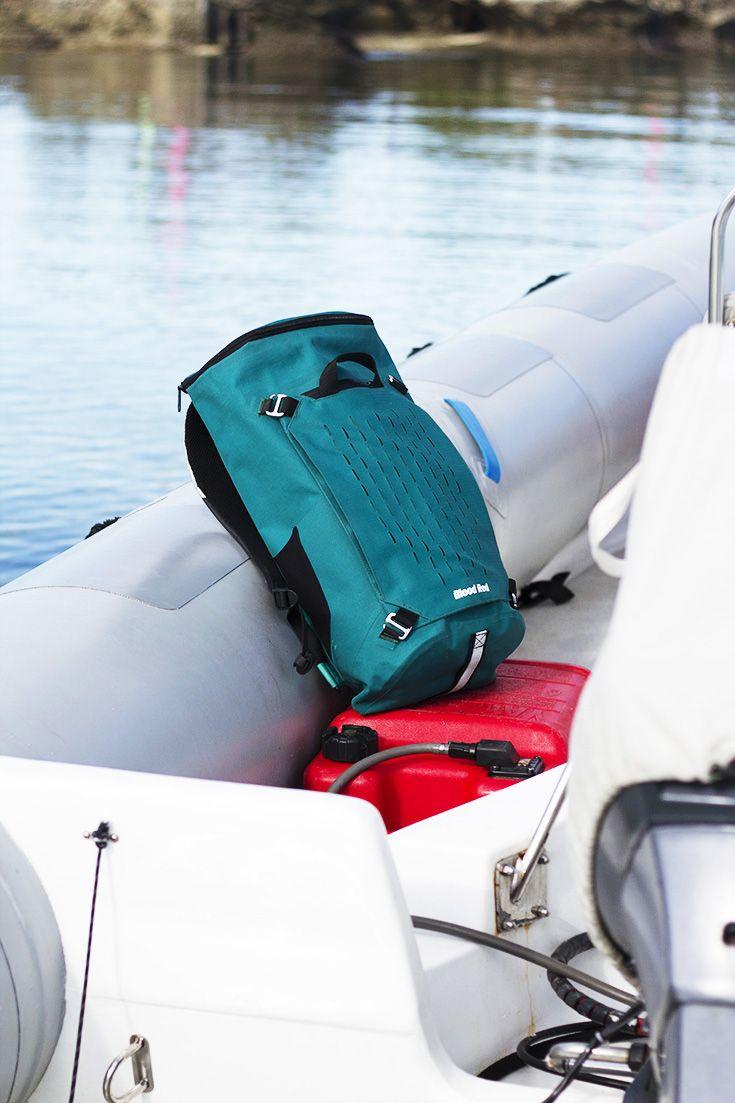 Atlantis Waterproof Backpack 30L #bloodredclothing #bloodreddrybag