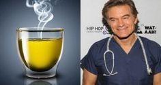 Incrível bebida natural do dr. Oz para baixar peso de forma imediata | Cura pela Natureza
