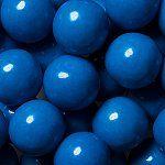 Wedding Candy Buffet Blue Gumballs