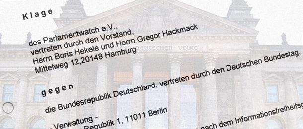 abgeordnetenwatch.de verklagt den Deutschen Bundestag | abgeordnetenwatch.de