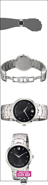 Para hombre Movado LUNO reloj deportivo 0607041  ✿ Relojes para hombre - (Lujo) ✿ ▬► Ver oferta: https://comprar.io/goto/B01MTLXTTB