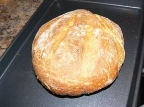 Хлеб за 5 минут : Хлеб, батоны, багеты, чиабатта
