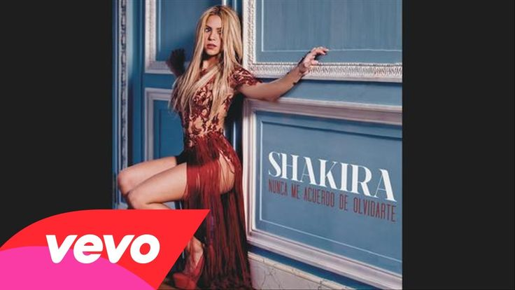 Want to learn Spanish with music? Click here for a fun Spanish worksheet & lesson based on Shakira - Nunca me acuerdo de olvidarte.