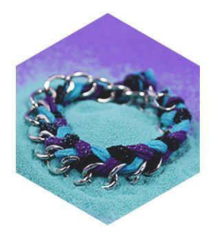 TRENDIY Rock'n'Roll Chain Bracelet