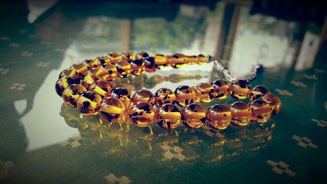 Rosary amber (kehribar tesbih)1000€ +90 532 261 98 02