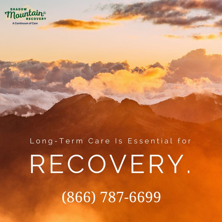 The brain does not begin to heal from #addiction in the first 90 days of sobriety.  It's imperative to continue treatment well after the 3 month mark.  Our treatment options include:  long-term residential care, therapeutic sober living, day treatment & intensive outpatient program (IOP). ○○○ #Addiction #Recovery #AddictionRecovery #ShadowMountainRecovery #rehabilitation #detoxification #detox #rehab #Cascade #ColoradoSprings #Denver #Colorado #Albuquerque #Taos #NewMexico #StGeorge #Utah