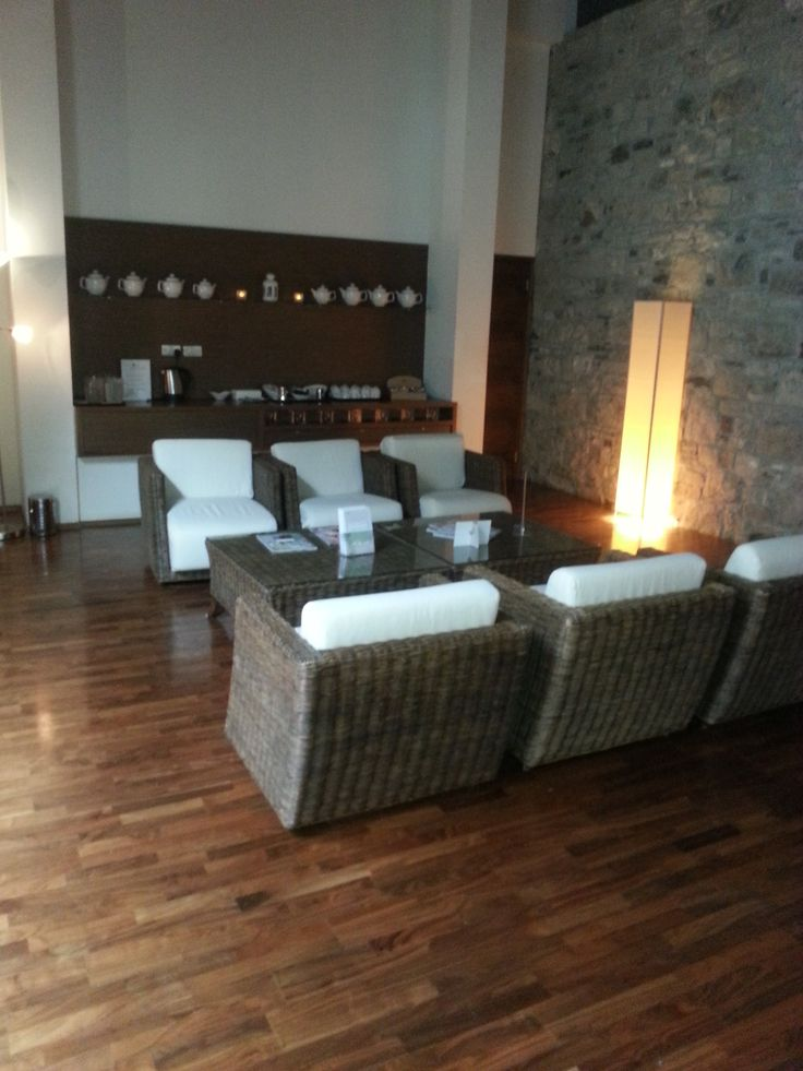 Relaxation rooms in our health spa