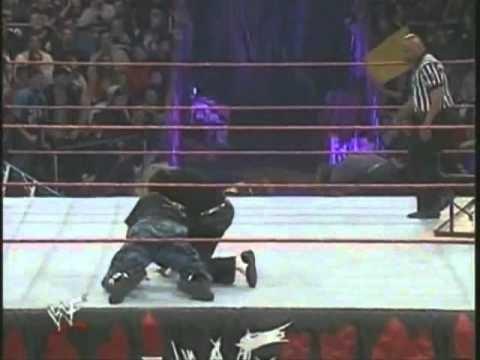 Dudley Boyz vs Hardy Boyz - Royal Rumble 2000 (Tables match)