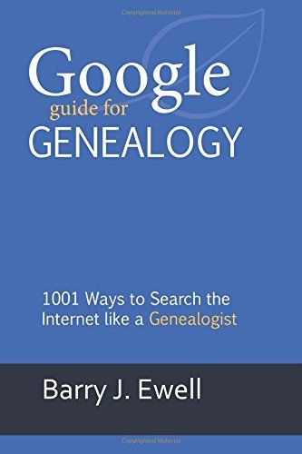 Barry J Ewell's latest book, Google Guide for Genealogy plagiarizes content from a well-known author in the genealogy community.