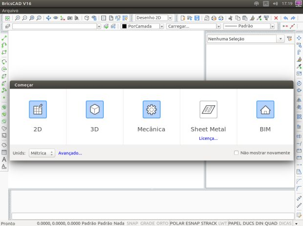 Se você usa o sistema do pinguim e procura um aplicativo de CAD que seja uma alternativa ao AutoCAD conheça e experimente o BricsCAD no Linux.  Leia o restante do texto BricsCAD no Linux - Conheça e instale essa alternativa ao AutoCAD  from BricsCAD no Linux  Conheça e instale essa alternativa ao AutoCAD