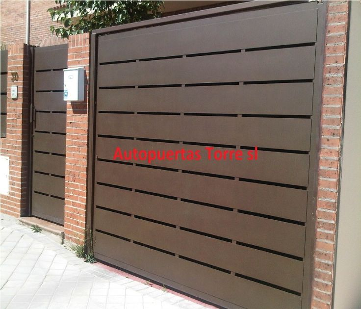 Portadas de puertas de cancelas buscar con google for Puertas de madera exterior de segunda mano