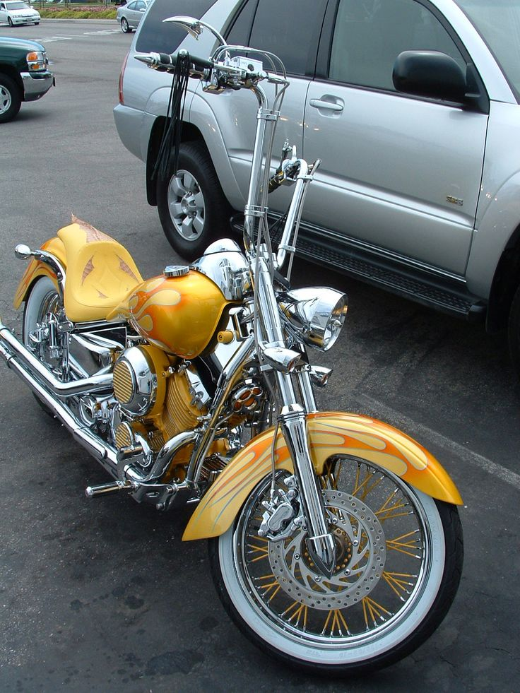 1996 yamaha drag star 650 custom motorcycling for Yamaha drag bike