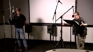 Watch Mark Hamill and Kevin Conroy Record Voiceovers For Batman: Arkham City [Video]