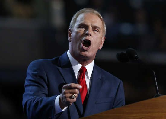 Former Ohio Democratic Gov. Ted Strickland will reportedly challenge ...