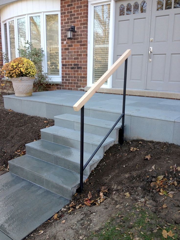Best Custom Exterior Residential Railings In Northbrook 400 x 300