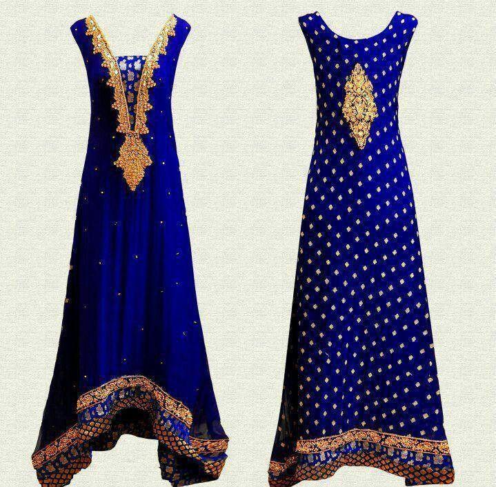 Pakistani formal dress