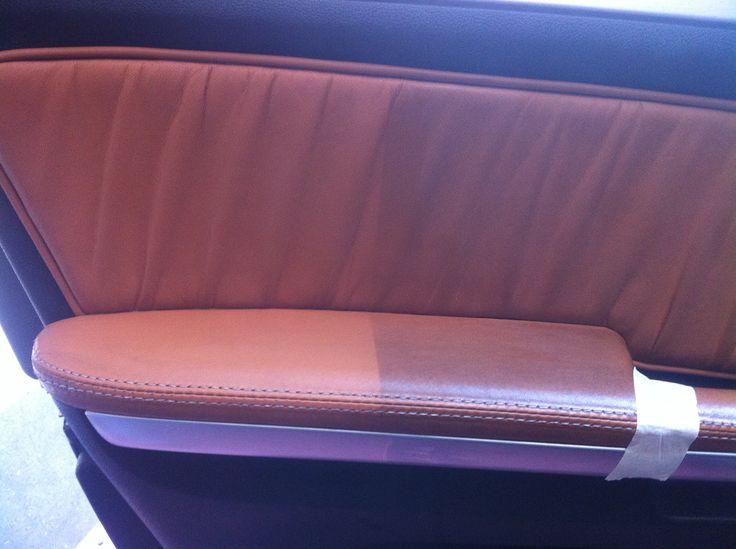 Interior Detailing Mercedes ML