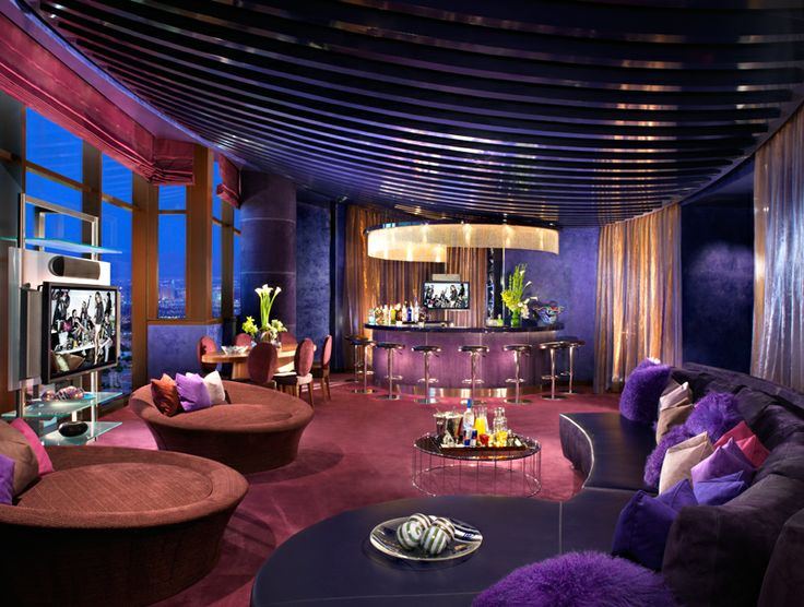 The Lucky Suite At Red Rock Hotel And Casino Features