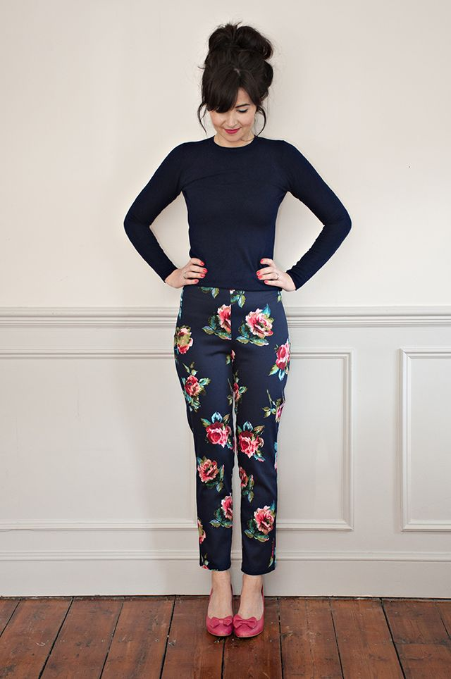 Ultimate Guide to Sewing & Fitting Trousers | Sew Over It | Ultimate Trousers