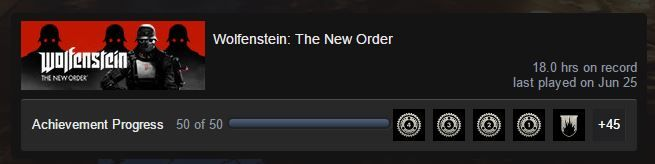 Wolfenstein II: The New Colossus here I come.