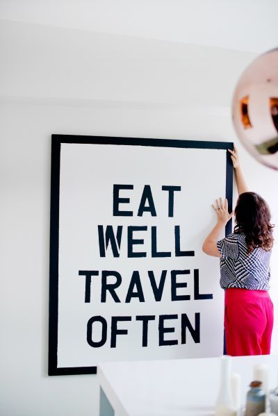 This DIY pro's home is AMAZING.Decor, Dining Rooms, Eating Well, Well Travel, Quote, Life Mottos, Diy Pro, Design Tips, Diy Home
