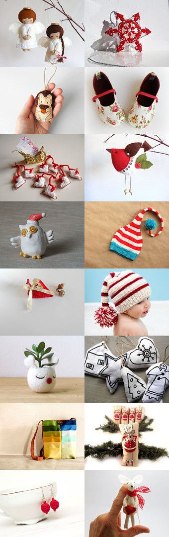 merry christmas! by Valentina on Etsy--Pinned with TreasuryPin.com