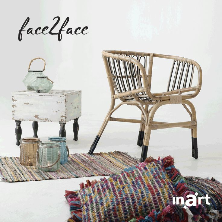 Two chairs, one choice. Yours! http://www.inart.com/en/furniture/chairs.html #face2face